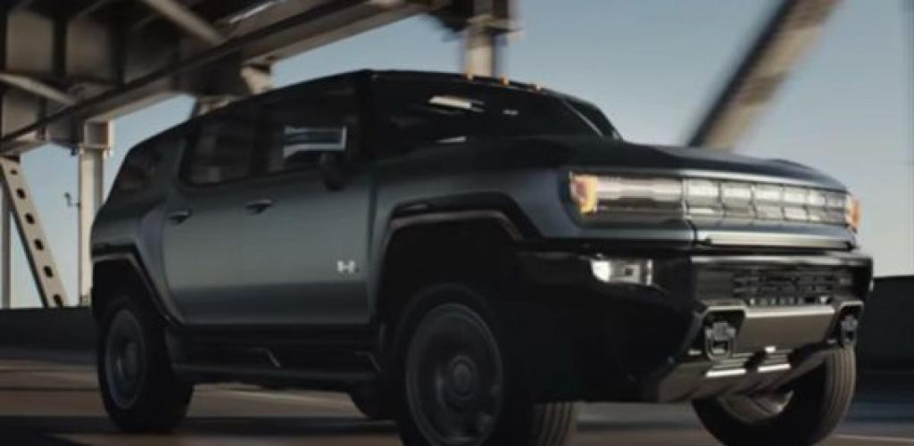 جي إم سي تزيح الستار عن نسختها الكهربائية من همر الـSUV