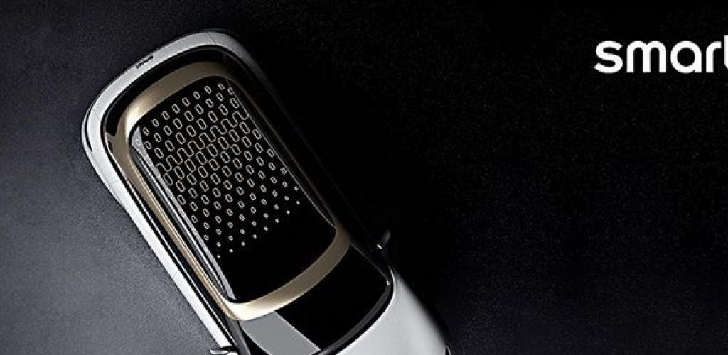 سمارت تنشر صورة تشويقية لسيارة كروس أوفر كهربائية جديدة