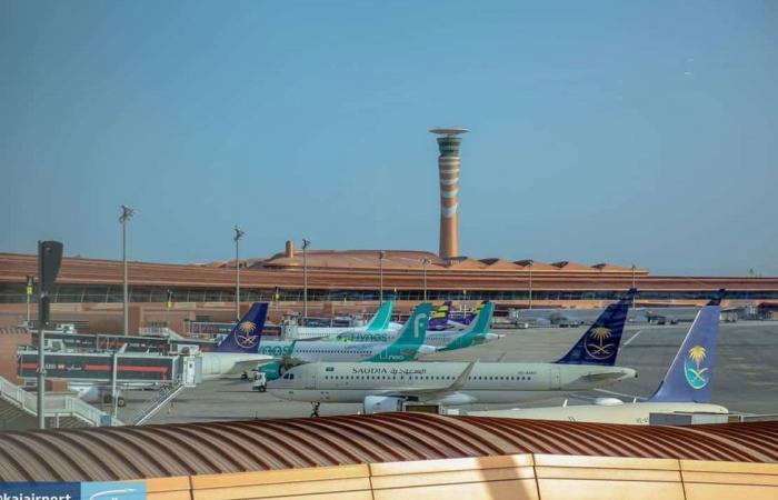 «الخطوط السعودية»: الرحلات تقلع وتصل مطار الملك عبدالعزيز الجديد
