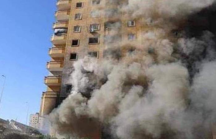 تعرف على السيناريو الأسوأ من انهيار عقار فيصل المحترق | فيديو