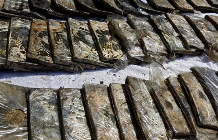 الجيش الإسرائيلي يحبط تهريب شحنة مخدرات ضخمة من مصر... صورة