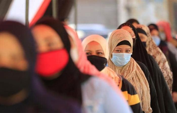 كورونا في مصر.. تسجيل 533 إصابة جديدة و53 وفاة