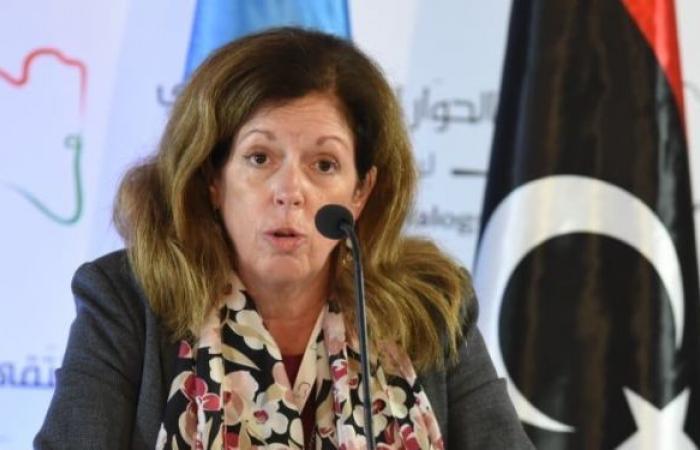 ويليامز: مرشحو السلطة التنفيذية المؤقتة في ليبيا يمثلون جميع أطياف المجتمع