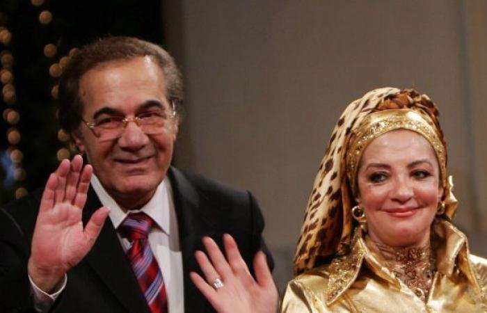 """""""أعلم أنك متألمة""""... """"رسالة حزينة"""" إلى شهيرة بشأن زوجها الراحل محمود ياسين"""
