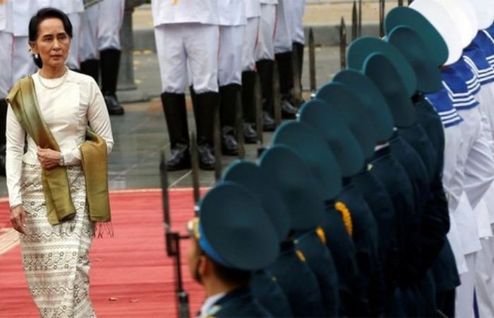 ميانمار.. اعتقال الرئيس والزعيمة سوتشي وقيادات سياسية وقطع خدمات الإنترنت.
