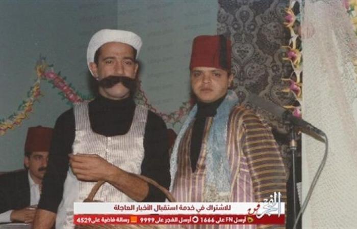 """""""كملت 16 سنة"""".. أشرف عبد الباقي يهنئ محمد هنيدي بعيد ميلاده"""