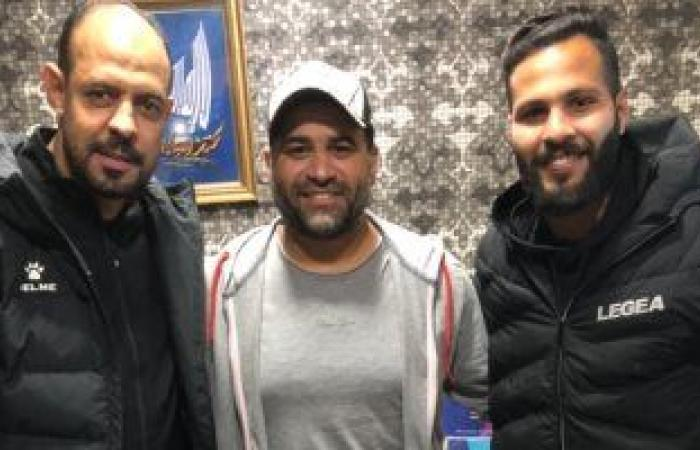 المقاولون يجهز عبد الوهاب إسماعيل للمشاركة فى المباريات بعد قطع إعارته