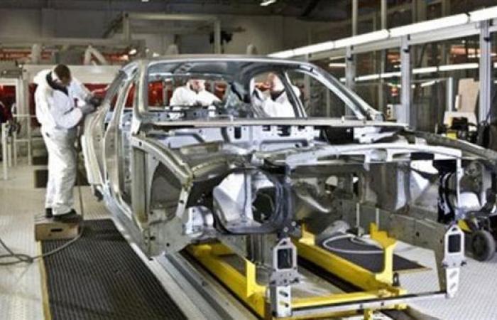 تراجع النشاط الصناعي الأمريكي بأكثر من المتوقع