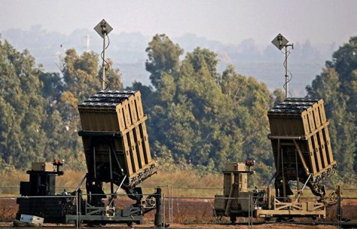 """رسالة لإيران؟... إسرائيل تعلن نجاح تجربة على نسخة مطورة من """"القبة الحديدية""""... فيديو"""