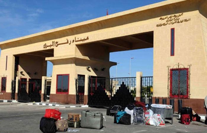 مصر تفتح معبر رفح مع قطاع غزة لأول مرة منذ شهرين