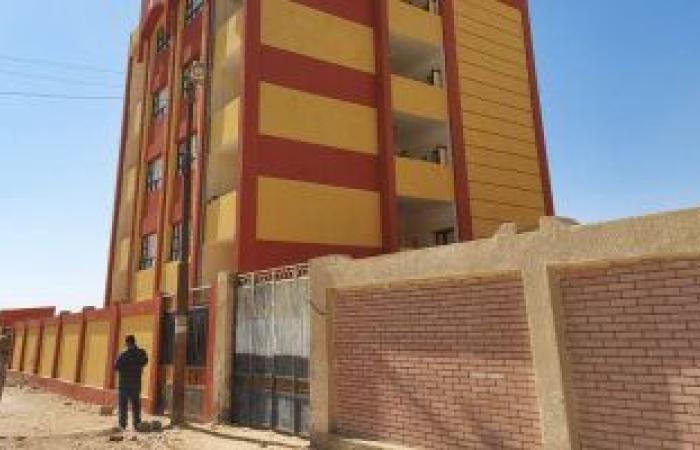 الانتهاء من تنفيذ مدرسة تعليم أساسى سعة 42 فصلاً بمدينة المنيا الجديدة