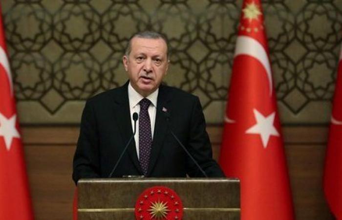 أردوغان يعلن التحرك لإعداد دستور جديد لتركيا