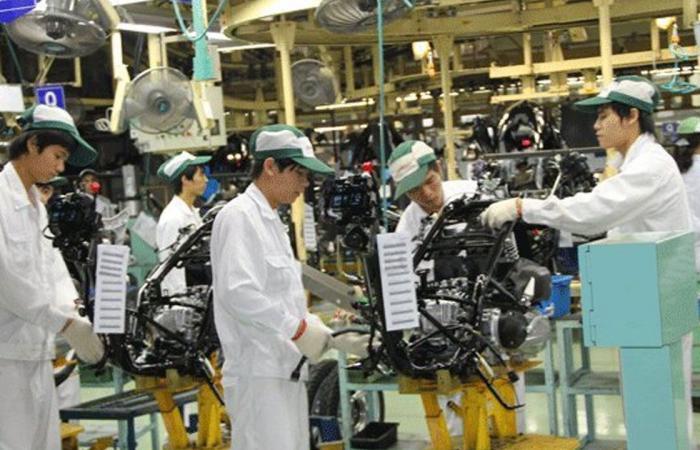 انكماش النشاط الاقتصادي لقطاع التصنيع في اليابان الشهر الماضي