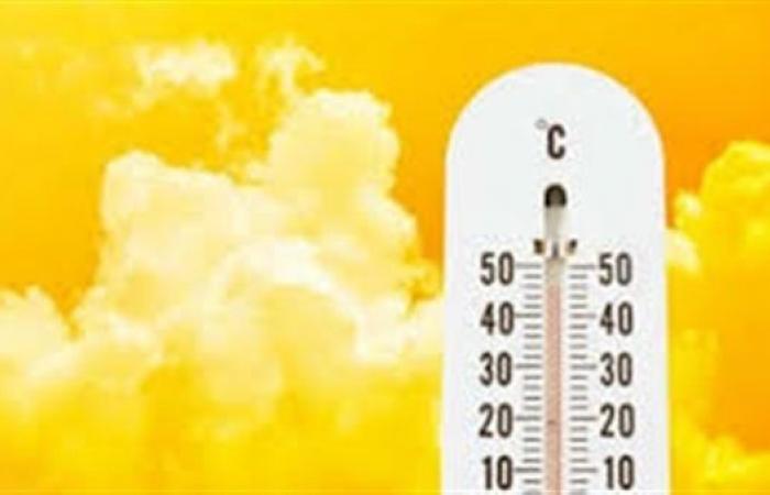 ارتفاع الحرارة وطقس متقلب.. الأرصاد تعلن الظواهر الجوية حتى الجمعة