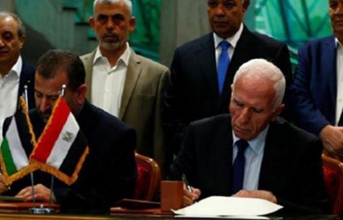 مسؤول بحركة فتح: بدء حوار الفصائل الفلسطينية في القاهرة 8 فبراير