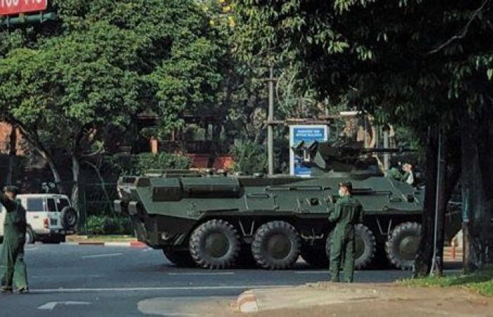 بعد الاستيلاء على السلطة.. الحزب الحاكم في ميانمار يدعو المواطنين للاحتجاج ضد الجيش