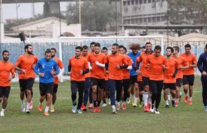 محمد يوسف يستقر على 22 لاعبا فى قائمة البنك الأهلي استعدادا للمصري