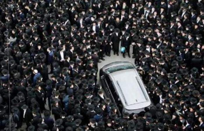 بعد الجنازة الصادمة للحاخام.. قرار عاجل من إسرائيل بشأن العزل العام