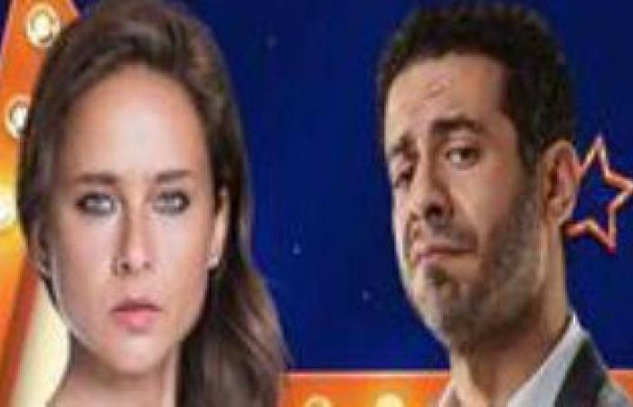 """محمد فراج أمام نيللى كريم فى مسلسل """"ضد الكسر"""""""