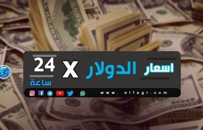 أسعار الدولار أمام الجنيه فى البنوك اليوم الأربعاء 3-2-2021