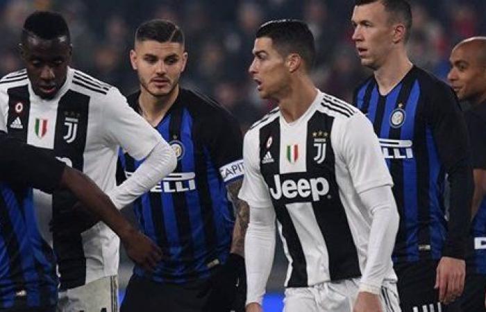 قمة كأس إيطاليا.. إنتر ميلان يواجه يوفنتوس في نصف النهائي