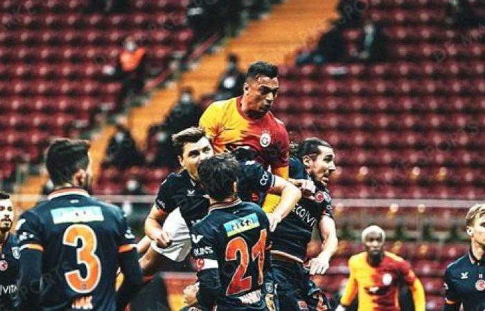 مصطفى محمد يسجل هدفا ويقود جالاتا سراي للفوز على باشاكهير في الدوري التركي