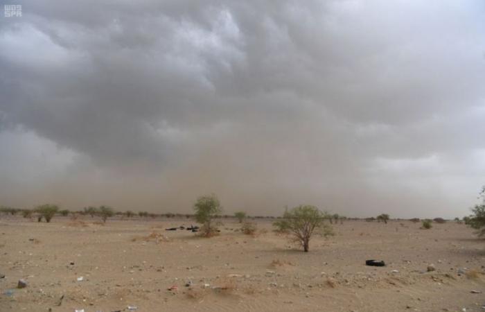 المسند : إطلاق اسم عطاء على الحالة الجوية المرتقبة