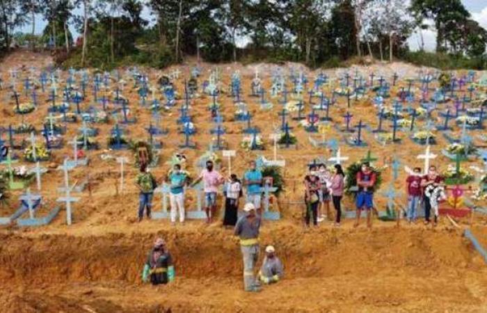 البرازيل تسجل 9 ملايين إصابة و225 ألف حالة وفاة بكورونا