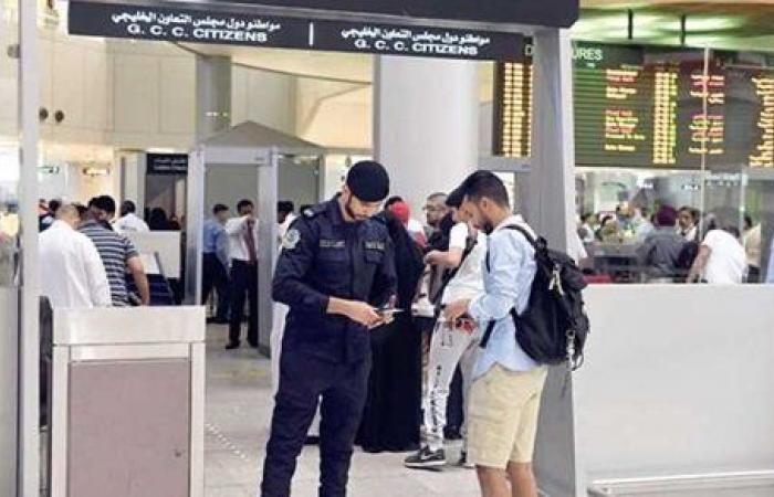 مطار الكويت يفرض عقوبات صارمة على مزوري شهادات فحص كورونا