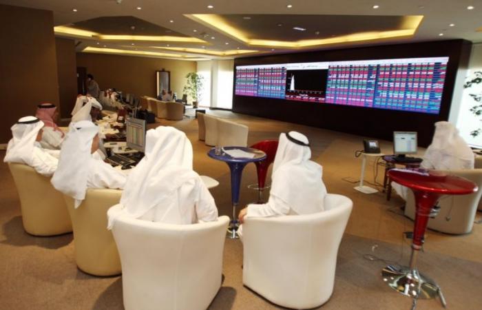 مؤشر الأسهم السعودية يغلق منخفضًا بتداولات بلغت 8.9 مليارات ريال