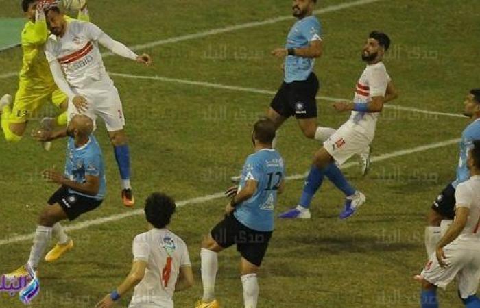 عبده يحيى: الفوز على الزمالك جاء فى توقيت مهم.. وتدربت على كرة الهدف من يومين