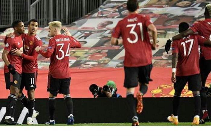 التشكيل الرسمي لمباراة مانشستر يونايتد وساوثهامبتون في الدوري الإنجليزي