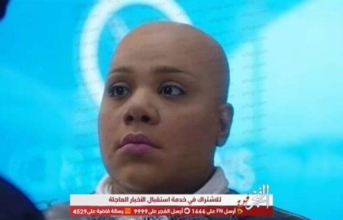 """""""أصعب مشهد"""".. شيماء سيف تكشف لـ""""الفجر الفني"""" كواليس مشهدها بدون شعر"""