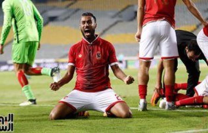 """حسام عاشور: أتمنى حصد الأهلي بطولة كأس العالم للأندية """"فيديو"""""""