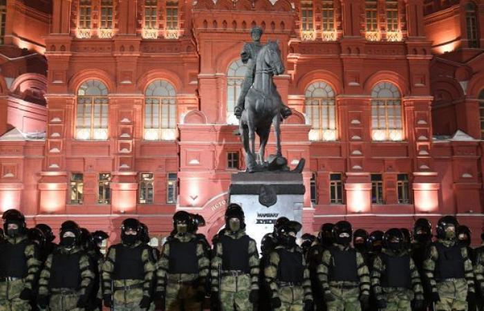 ليلة سقوط أوهام وخطط الدول الغربية في موسكو