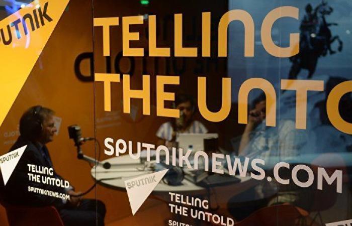 """أمريكا: نعتبر """"سبوتنيك"""" و""""آر تي"""" أداتي دعاية للحكومة الروسية"""