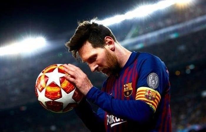 تفاصيل ديون برشلونة لميسي بسبب عقده