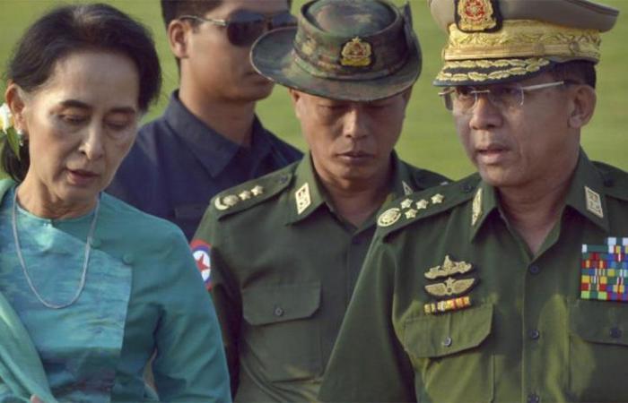 ميانمار.. الجيش يأمر بحجب فيسبوك وسط دعوات للعصيان المدني