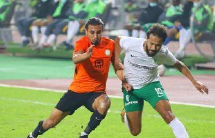 أحمد رفعت يغيب عن المصري أسبوعين بسبب إصابة العضلة الخلفية