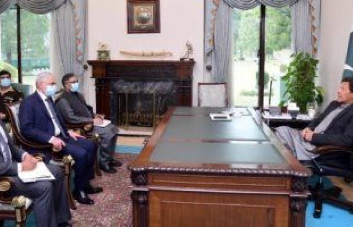 رئيس وزراء باكستان يؤكد رغبة بلاده فى الاستفادة من الخبرات المصرية بالإسكان