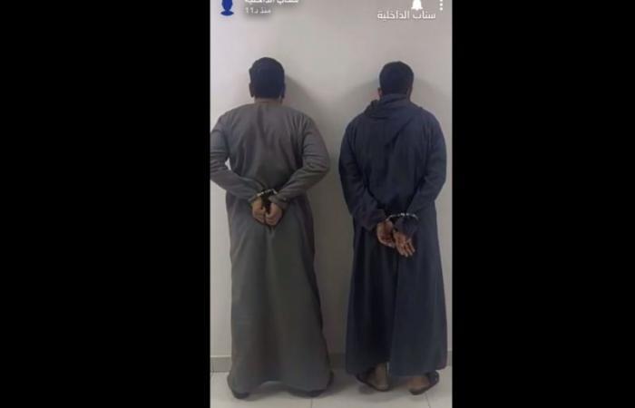 القبض على مواطنين سرقا مركبة للسطو على صيدلية ومنزل في الرياض