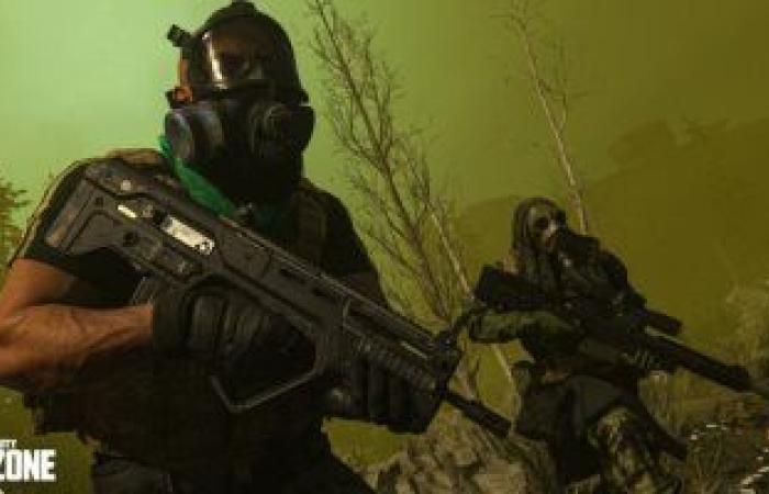 لعبة Call of Duty : Warzone تحظر 60 ألف لاعب بسبب الغش