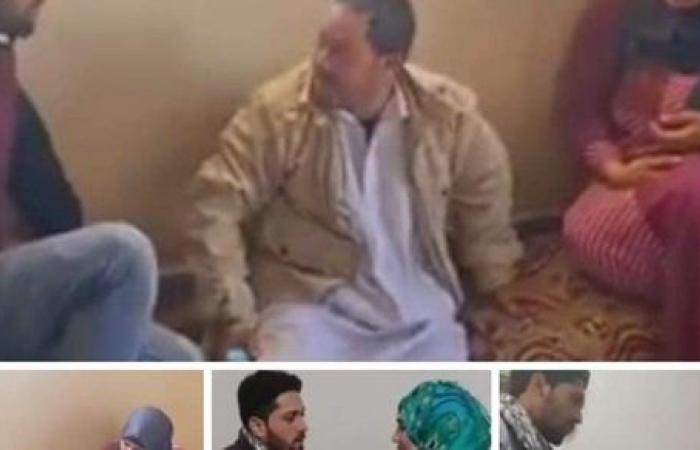 """النيابة تقرر حبس """"أحمد ونهى"""" أصحاب الفيديوهات الجنسية بالبحيرة"""