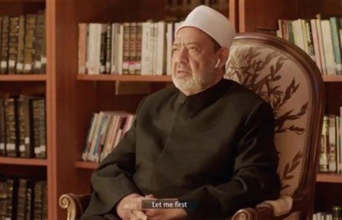 الإمام الأكبر مهنئا الفائزين بجائزة زايد للأخوة الإنسانية: أعمدة سلام