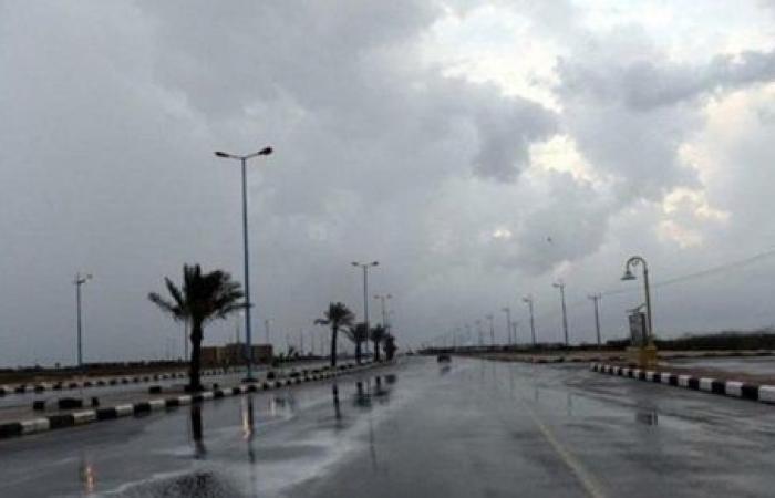 الأرصاد السعودية تحذر 6 مناطق من أمطار رعدية