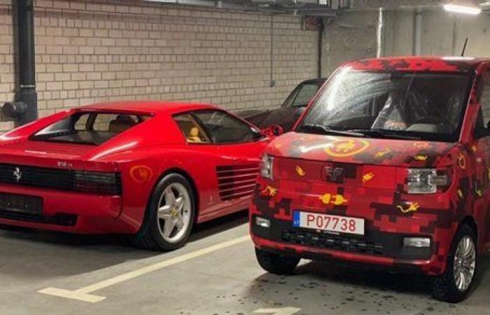 بـ 190 ألف جنيه.. شاهد.. أرخص سيارة كهربائية موديل 2021
