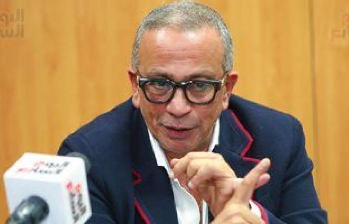 عمرو الجنايني : رفضت عرض مجاهد لرئاسة لجنة مئوية اتحاد الكرة
