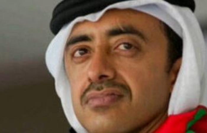 وزير خارجية الإمارات ونظيره الأمريكى يبحثان هاتفيا العلاقات الاستراتيجية