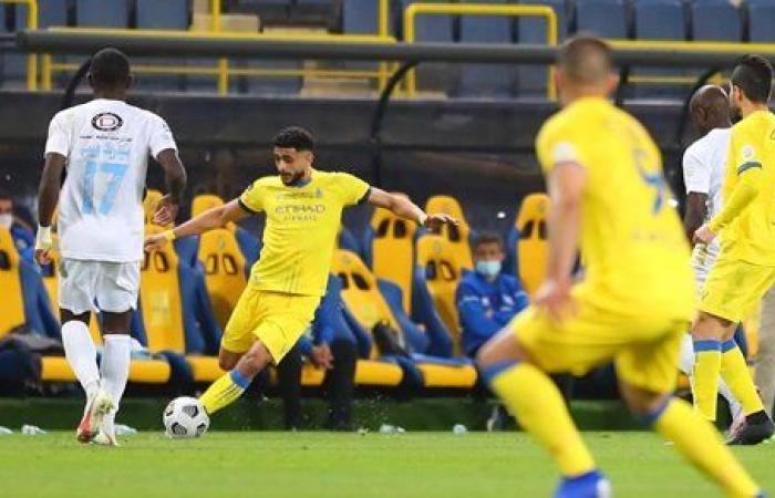 تعاون كارتيرون يخسر بثلاثية أمام النصر في الدوري السعودي