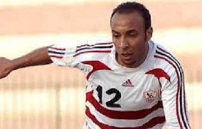 أيمن عبد العزيز: اعتديت على ناشئ بالضرب بسبب نزوله التدريبات بالكمامة